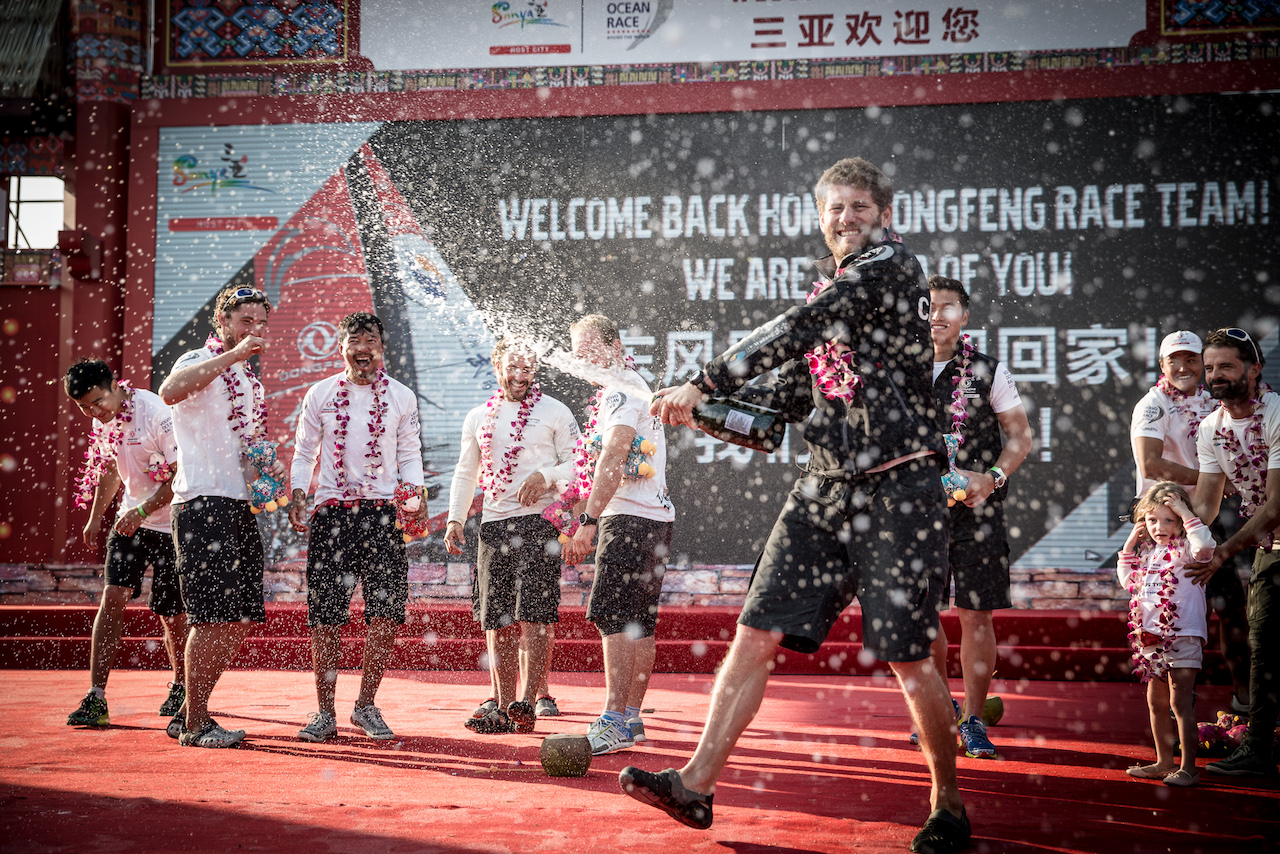 Dongfeng Race Team is back in the Volvo Ocean Race