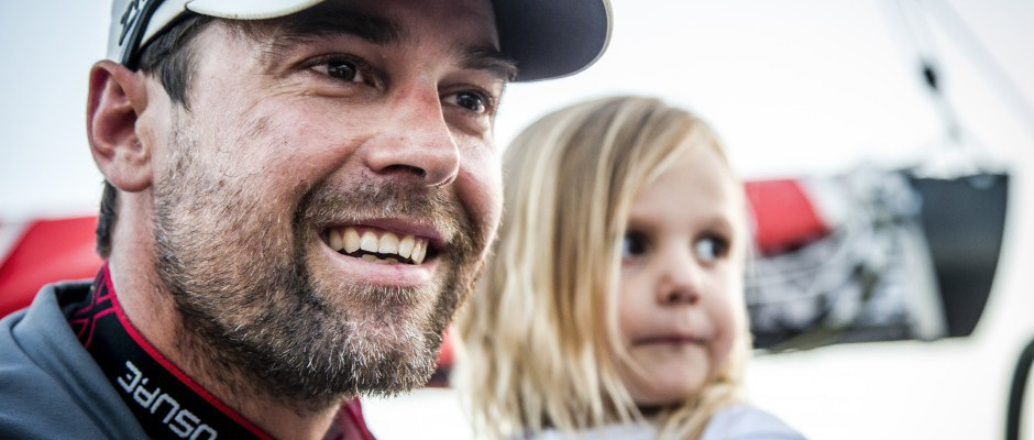 My passion for sailing – Daryl Wislang