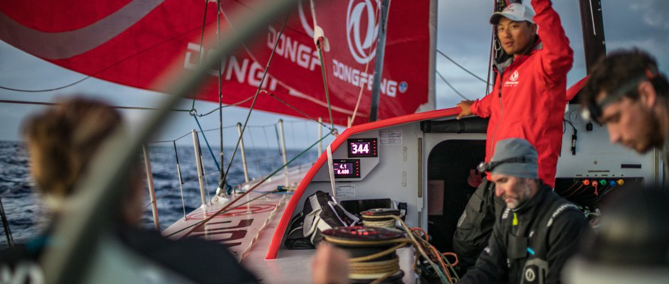 Message from a defiant Charles: Atmosphere on Dongfeng not great but we ain't giving up…