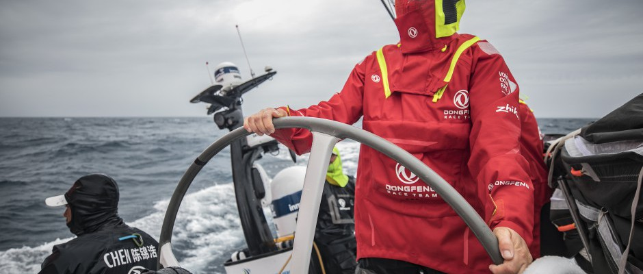 Leg 2, Day 18: Under 1,000 miles to go as Dongfeng makes gains on MAPFRE