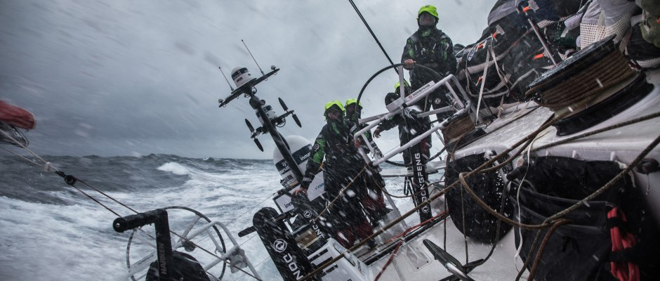 Here's what Charles has to say in his weekly blog from the nav station of Dongfeng, currently deep in the stormy heart of the Southern Indian Ocean