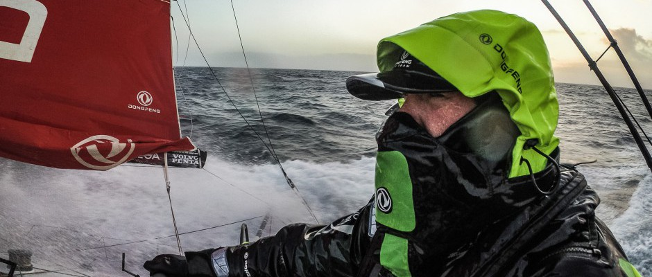 Leg 3, Day 6: Dongfeng is ice road truckin' with MAPFRE