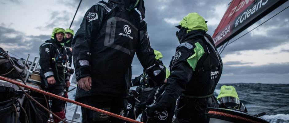 Leg 3, Day 8: Gabart steals the show as Dongfeng Race Team continue their Southern Ocean gybe-fest
