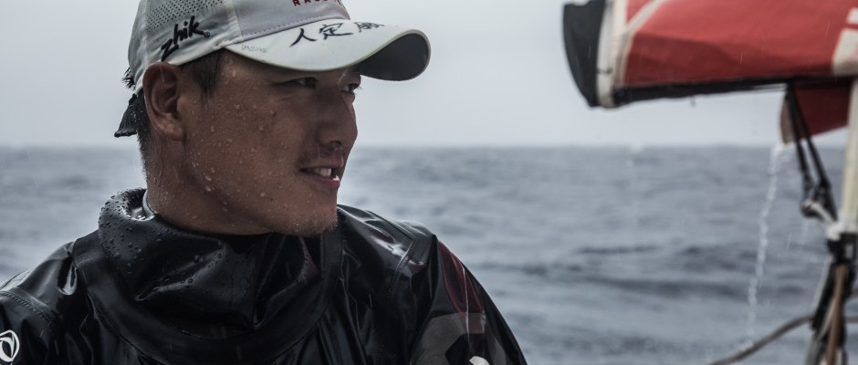 Horace: a young Chinese powerhouse at the heart of Dongfeng Race Team