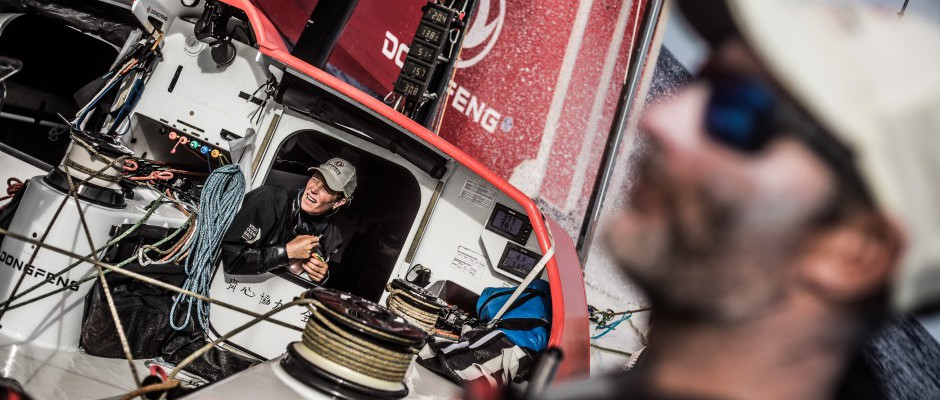Leg 4, Day 17: It's all about the delta to Vestas