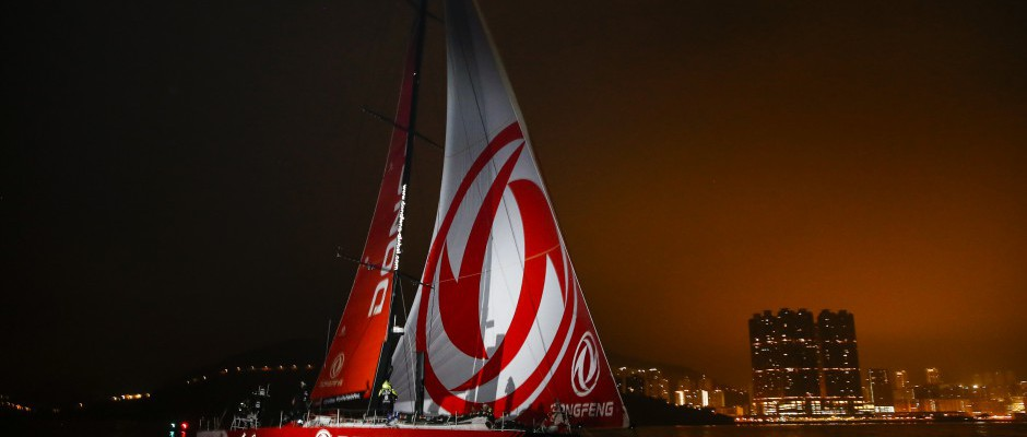 Dongfeng finishes second in Hong Kong amid concern over collision involving Vestas