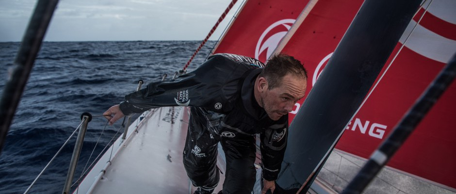 Leg 6 Day 11: Dongfeng and MAPFRE take big losses in the Doldrums