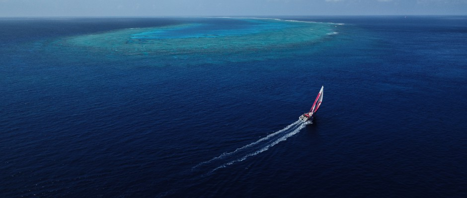 Leg 6, Day 17: Imagining the Winter Olympics while dodging atolls in the south Pacific