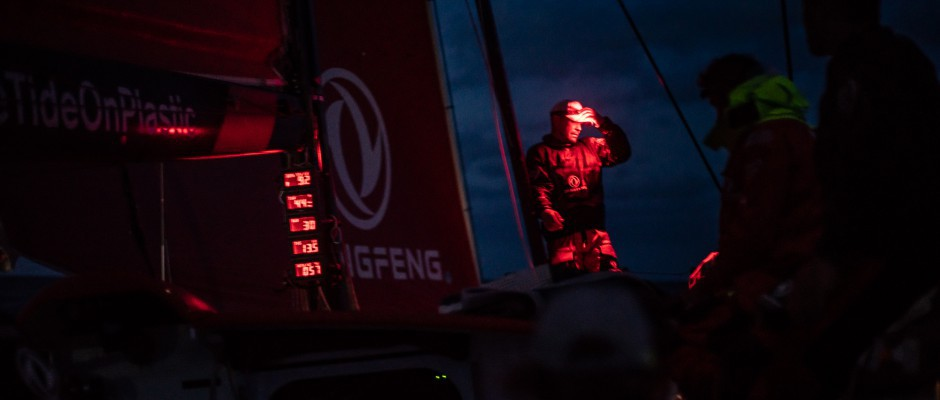 Leg 9, Day 3: The transatlantic game of chess continues to unfold
