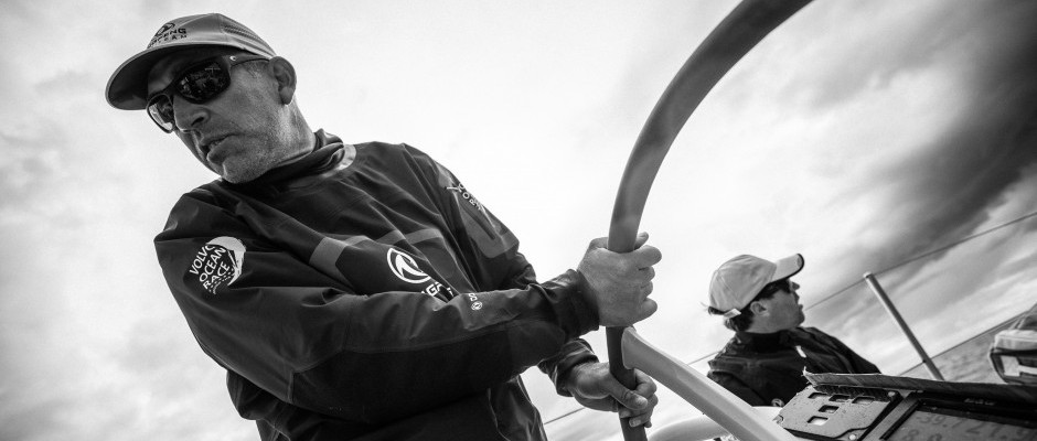 Leg 11, Day 1: Dongfeng Race Team extends on the run down the Kattegat
