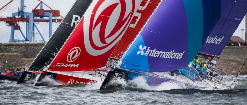 Dongfeng makes excellent start to the Volvo Ocean Race 2017-18 showdown