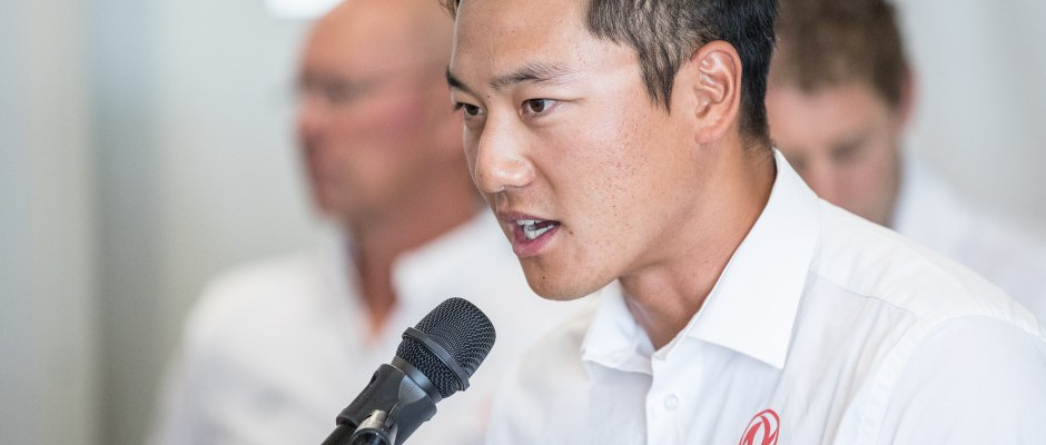 Dongfeng Race Team unveils crew for Volvo Ocean Race Leg 1