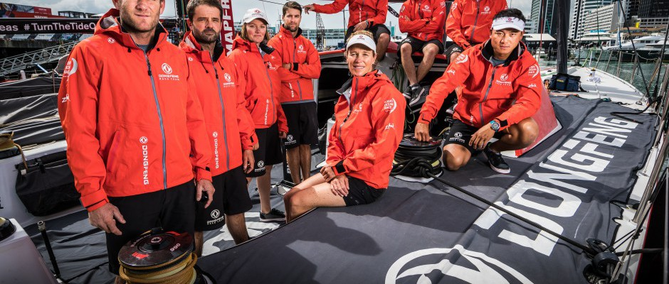 Caudrelier issues defiant call to arms as Dongfeng Race Team takes on the Southern Ocean once again