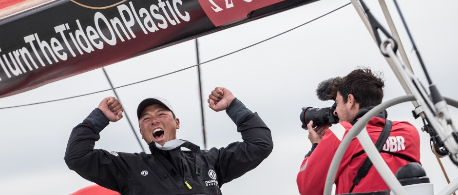 Breaking: Dongfeng Race Team wins the Volvo Ocean Race 2017-18 after a thrilling finish