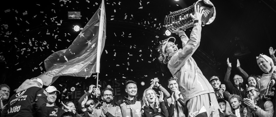 Reflections on an historic victory for Dongfeng Race Team at The Hague by Ed Gorman