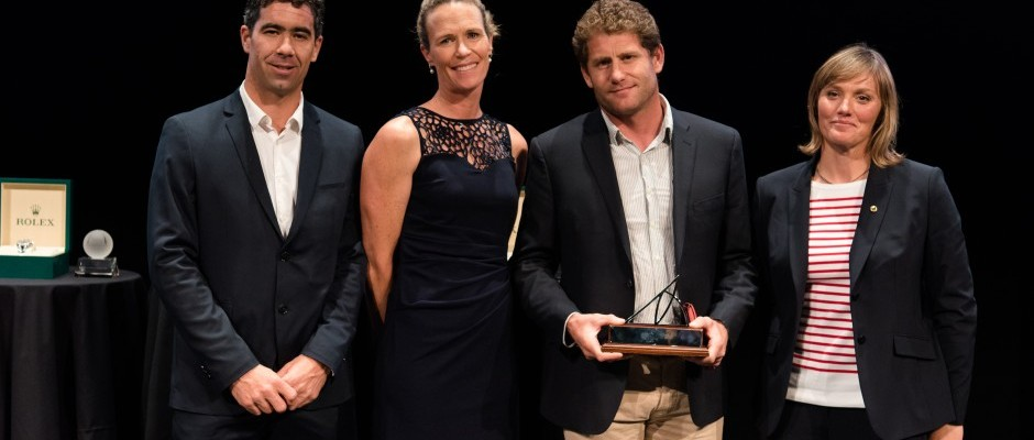 Dongfeng Race Team scoops two top awards from World Sailing
